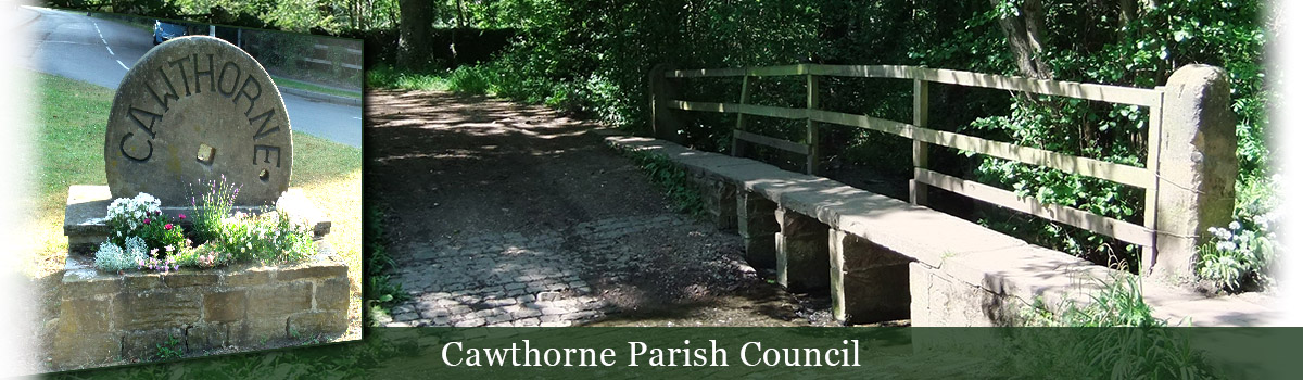 Header Image for Cawthorne Parish Council